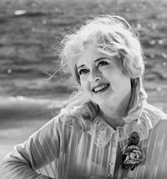 Bette Davis in, 'What Ever Happened to Baby Jane?' (1962).