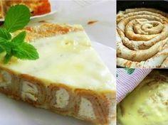 Блинный пирог с творожной начинкой — vkusno.co