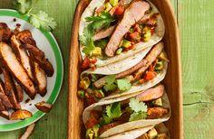 Les tacos d'échine de porc sont une autre façon de savourer le porc du Québec. Découvrez nos recettes.
