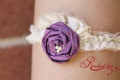 I love all of rosebudlips' products, but her bridal garters are stunning! She will custom make one for you, and makes sure you get two- one for tossing, and one as a keepsake.