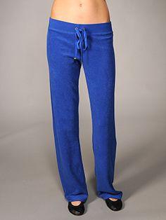 Juicy Couture Micro Terry Original  Pant