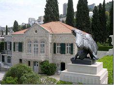 Os Jardins Baha'i, Haifa | Bouquet de Cravos & Conchavos