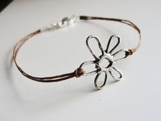 May Flower bracelet by JewelryByMaeBee on Etsy, $22.00