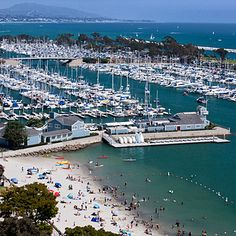 Dana Point's harbor is a place of community and history. Today it launches the annual Dana Point Harbor Underwater Cleanup.
