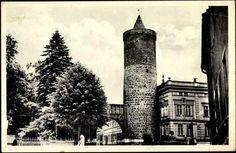 Jüterbog, historische Ansicht