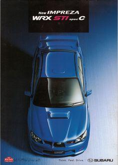 Subaru Impreza WRX STi Spec C WRB