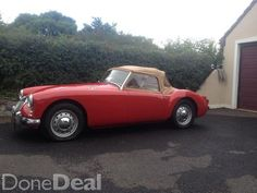 MGA for saleFor Sale in Kerry : €12,000 - DoneDeal.ie