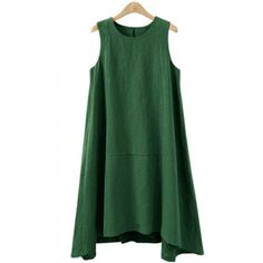 Asymmetric Cotton Linen Tank Tunic //Price: $25.19 & FREE Shipping //    Asymmetric Cotton Linen Tank Tunic Exquisite cotton linen shift dress, this sleeveless tunic might also be worn as an extra long tank top. it comes in three earthy colours: green, brown and dark blue. FREE SHIPPING WORLDWIDE        Get it here ---> https://coveralls.store/product/asymmetric-cotton-linen-tank-tunic/    #LongDresses