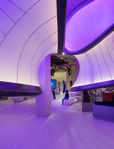 Gallery of Inside Zaha Hadid Architects' Mathematics Gallery for the London Science Museum - 11