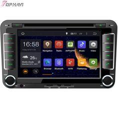 WANUSUAL 7'' Octa Core 2GB RAM Android 6.0 Car Radio Stereo GPS for SKODA OCTAVIA II III 2005-2010/FABIA 2005-10/SUPERB 2005-09