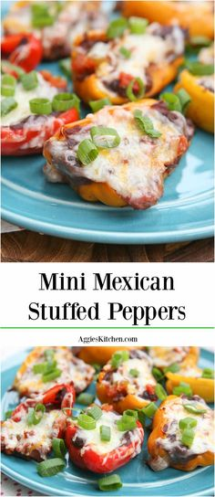 Mini Mexican Stuffed