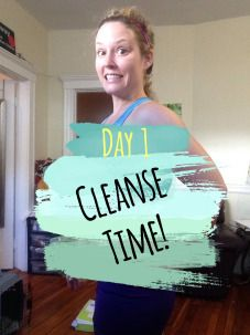 3 days to #detox, #cleanse and get #energized. FULL MEAL PLAN offered!