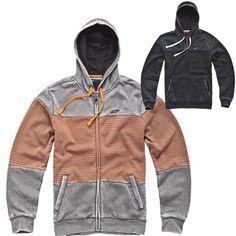 2015 Alpinestars Camino Zip-Up Casual Adult Men's Warm Sweatshirt Hoodies