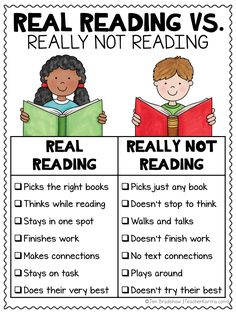 Real Reading Anchor Chart by Teacher Karma Reading Lessons, Reading Resources, Reading Activities, Reading Skills, Reading Comprehension Strategies, Reading Fluency, Guided Reading Table, First Grade Reading, Reading Groups