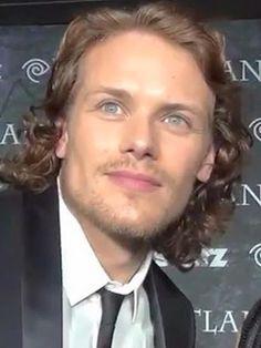 Gorgeous Sam Heughan
