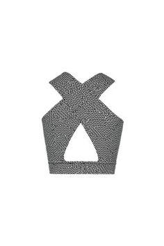 bf1d636f5b95d Tally Weijl Monochrome Patterned