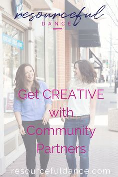 Help your dance studio get involved in the community. Great read for dance studio owners to create partnerships and increase number of dancers!