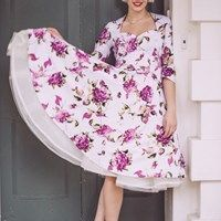 free pattern - Sweetheart Dress