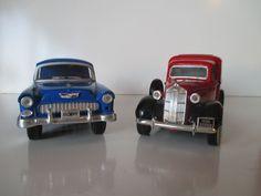55 Chevy/1936 Dodge