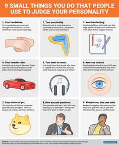 9 small things you do that people use to judge your personality Best Picture For school Psychology For Your Taste You are looking for something, and it is going to tell you exactly what you are lookin Psychology Fun Facts, Personality Psychology, Psychology Quotes, Behavioral Psychology, Color Psychology, Abnormal Psychology, Psychology Experiments, Evolutionary Psychology, Cognitive Psychology
