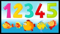12345 J'ai attrapé un poisson - Comptines et chansons pour les petits - ... French Numbers, Singing, Avril, Logos, Games, Learning, Ideas, Rhymes Songs, Finger