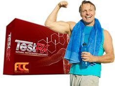 Test RX Testosterone ® 46% Discount, Save 138$ BEST Price