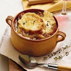Slow Cooker French Onion Soup | MyRecipes.com