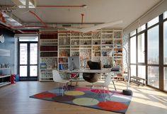 БЦ Каракорум офис в стиле Лофт