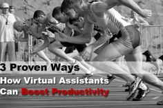 3 Proven Ways How Virtual Assistants Can Boost Productivity
