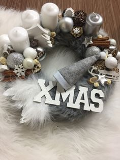 Christmas Wreaths, Xmas, Hanukkah, Advent, Holiday Decor, Home Decor, Decoration Home, Room Decor, Christmas