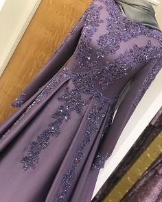 Fashion Dresses Party Winter 27 New Ideas Muslimah Wedding Dress, Muslim Wedding Dresses, Bridal Dresses, Prom Dresses, Formal Dresses, Hijab Dress Party, Hijab Style Dress, Dress Brokat, Kebaya Dress
