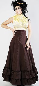 Retroscope Fashions Victorian & Steampunk inspired clothing for Men and Women $89