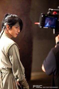 Yonghwa in The Three Musketeers