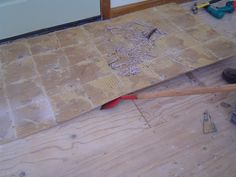 Removing Ceramic Tile Flooring Is A Tough, Dirty And Potentially Dangerous  Job. However Removing