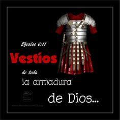 """Hay que adquirirla para usarla (Armadura de Dios III)  Efesios 6:11 """"Vestíos de toda la armadura de Dios, para que podáis estar firmes contra las asechanzas del diablo.""""  En el cuento """"…"""