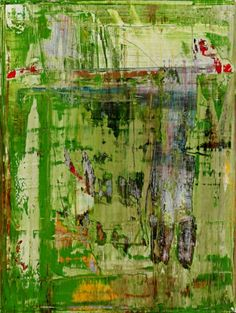 Gerhard Richter » Art » Paintings » Abstracts » Abstract Painting » 907-11