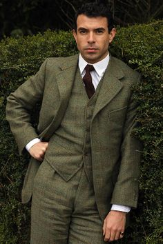 "'Downton Abbey' Season 4  Tom Cullen as Lord Gillingham in ""Downton Abbey"""