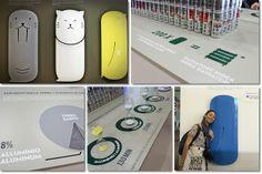 Radiatori di design in alluminio Ridea | 10 cose che ricorderò del Salone del bagno 2014 (+1) - #Milano #DesignWeek #SaloneBagno