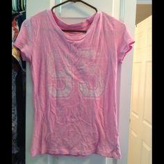 Pink old navy tee Light pink old navy tee Tops Tees - Short Sleeve