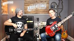 Gibson 2016 SG Standard - Traditional Spec vs High Performance Spec - YouTube