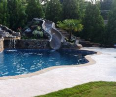 Aqua Design Pools & Spas, LLC | home stuff...I\'m allowed to dream ...