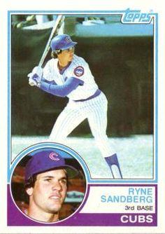 ryne sandberg | Ryne Sandberg Interview Part One of Two - The Sports Bank.Net