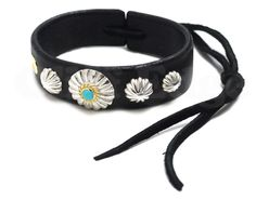 Rakuten: Goro's ( grows ) ターコイズコンチョ gold メタルイーグル leather bracelet BLACK 269-000177-011 +- Shopping Japanese products from Japan