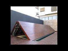 Deck movel vertical - YouTube