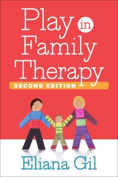 FAVORITE BOOK FOR FAMILY THERAPISTS: Play in Family Therapy 2nd Edition by Eliana Gil: This essential text, now completely revised, is a must-have for clinicians seeking ways to engage children in family therapy sessions. This 2nd Edition incorporates 20 years of clinical experience and the ongoing development of Gil's influential integrative approach, and also discusses how current brain research can inform creative interventions.
