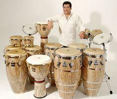 Giovanni Hidalgo (Legendary percussionist)