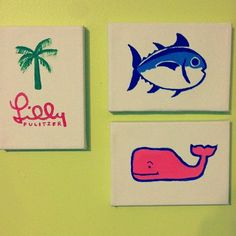 Cute Preppy Crafts To Do Arts And Summer Southern