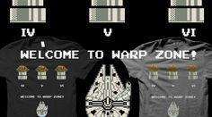 Warp Speed Zone! by Minilla
