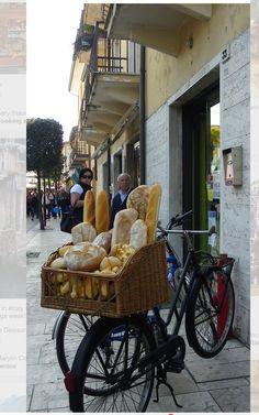 Mmmmm....hasta acá llega el aroma a pan recién horneado!!!