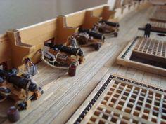 Stevie's Vic Build - HMS Victory Build Diaries - ModelSpace